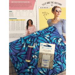 Sewing Project: Tilly and the Buttons Agnes Pattern Bundle