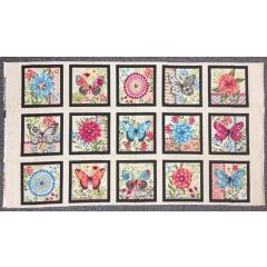 Project Bundle: Butterly Dream Panel