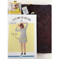 Sewing Project: Tilly + the Buttons Coco Pattern Bundle