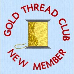 Annual Gold Thread Subscription New Member