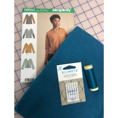 Sewing Project: Knitted Sweater Top Bundle Size H5