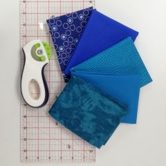 Sit & Sew Patchwork Group: Friday 1st October 2021