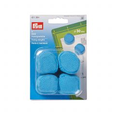 Prym Fixing Mini Weights Blue