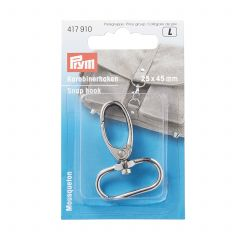 417910 Prym Snap Hook 25mm Silver