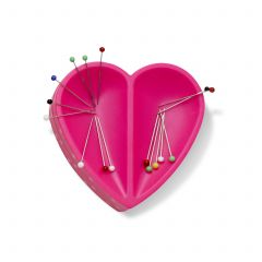 610284 Prym Magnetic Pin Cushion Heart
