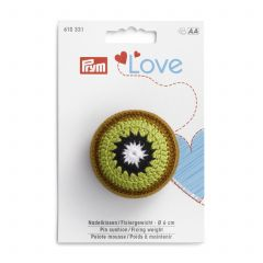 610331 Prym Pin Cushion / Fixing Weight Kiwi