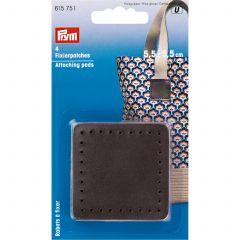 615751 Prym Attaching Pads Brown