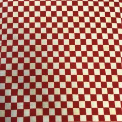 Home In Kitchen: Red Check (22605)