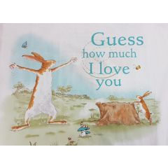 Guess How Much I Love You | Guess How Much Panel (24579)