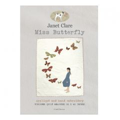 Janet Clare Miss Butterfly