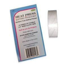 Fusible Batting Tape 3/4in