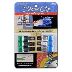 Magic Clip Small 6 pack