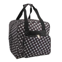 Overlock Bag Black Spot