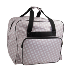 Overlock Bag XL Grey Spot