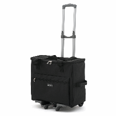 Hobby Gift Trolley Bag Black