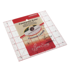 Sew Easy Patchwork Ruler 6.5x6.5in