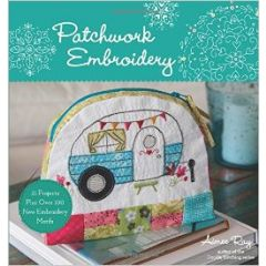 Patchwork Embroidery Project book