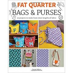 Fat Quarter: Bags + Purses