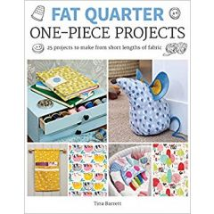 Fat Quarter: One Piece Projects