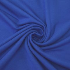 French Terry Royal Blue (25148)