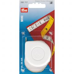 Prym Spring Tape Measure Mini 150cm