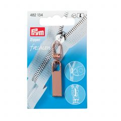 Prym Fashion Zipper Puller Classic Rose Gold