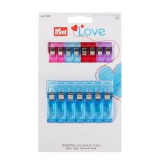 Prym Love Fabric Clips 26cm + 55cm