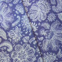 Cotton Print: Nili Blue (25222)