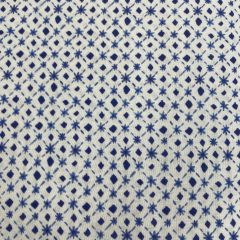 Cotton Print: Plavo White (25221)
