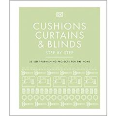 Cushions Curtains + Blinds Step By Step