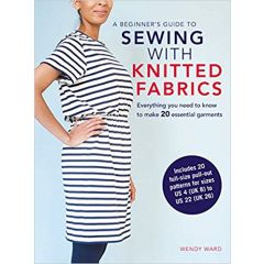 A Beginners Guide To Sewing With Knitted Fabrics