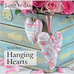 Love To Sew: Hanging Hearts