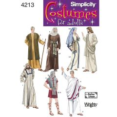 Simplicity Pattern 4213 Adult Costumes