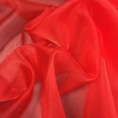 Twinkle Organza: Red (24451)