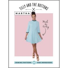 Tilly and the Buttons Pattern: Martha