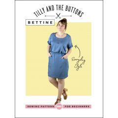 Tilly and the Buttons Pattern: Bettine