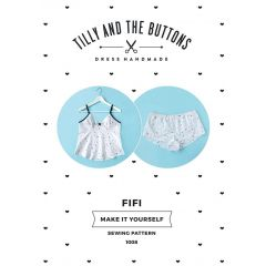Tilly and the Buttons Pattern: Fifi