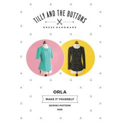 Tilly and the Buttons Patterns: Orla