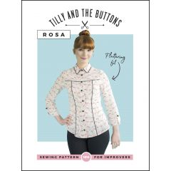 Tilly and the Buttons Pattern: Rosa