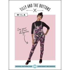 Tilly and the Buttons Pattern: Mila