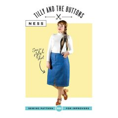 Tilly and the Buttons Pattern: Ness