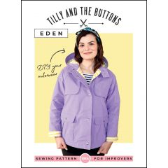 Tilly and the Buttons Pattern: Eden