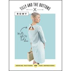 Tilly and the Buttons Pattern: Romy