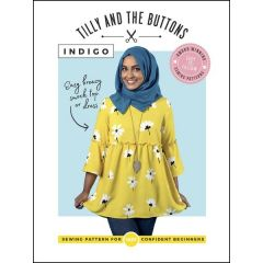 Tilly and the Buttons: Indigo