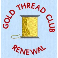 Annual Gold Thread Subscription Renewal