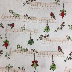 Deck The Halls - Music Note (24897)