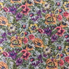 Regency Cotton Lawn Floral Orange (24723)