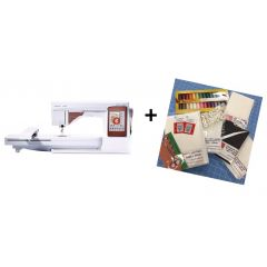 DESIGNER TOPAZ™ 50 With FREE Embroidery Starter Kit worth £100.00