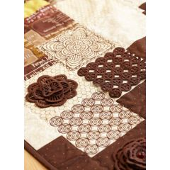 Disk 244 | Quilting with Crochet