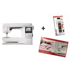 OPAL™ 690Q with FREE Extension Table and Thread Set worth £100.00